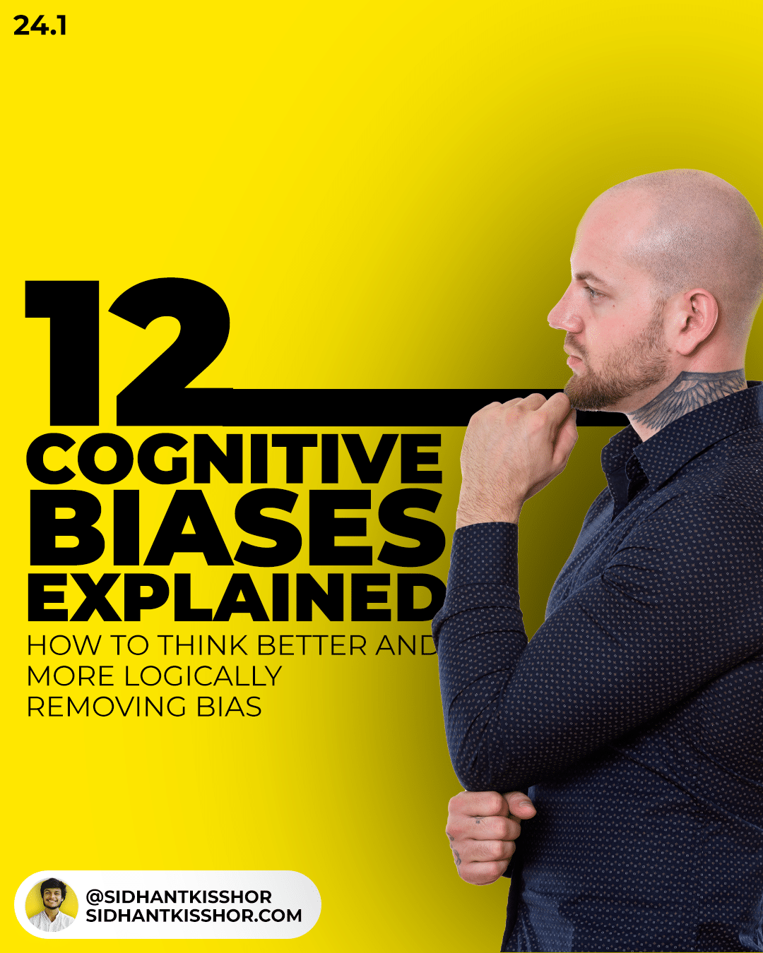 12 Cognitive Bias Explained – and How to Overcome Them